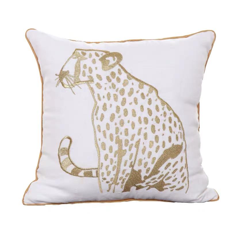 45x45cm animal print pillow case leopard zebra sofa car cushion cover buy gold foil pillow gold foil cushion animal pillow product on alibaba com