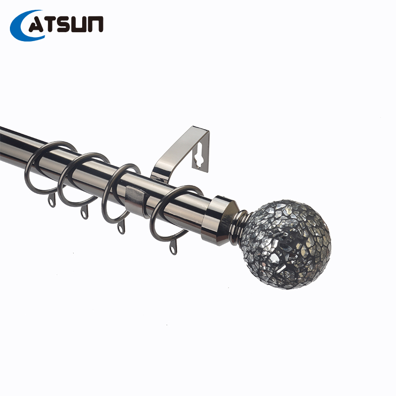 reliable and good muslin conduit bracket modern mosaic curtain rods finials for home buy modern curtain rods for home mosaic curtain rod finials muslin curtain conduit rod bracket product on alibaba com