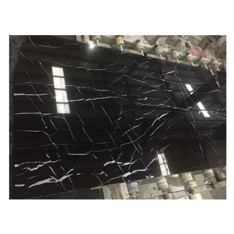 china black marble slab bathroom wall tile nero marquina marble floor tile buy nero marquina marble good price black with white vein marble