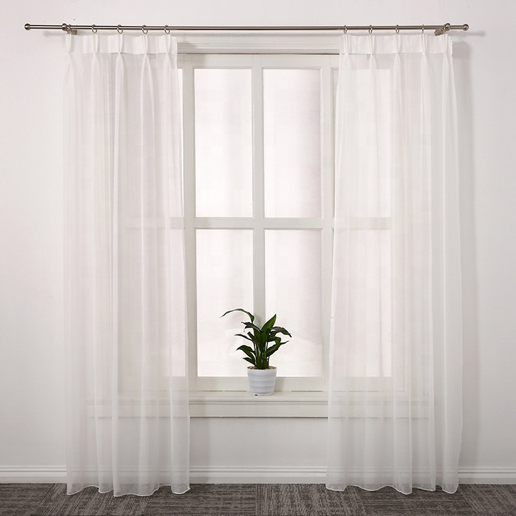 professional curtain supplier transparent polyester gauze curtains sheer buy curtain sheer gauze curtain polyester gauze curtains product on