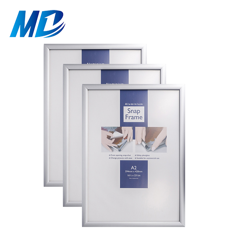 28mm profile aluminum snap frame advertising poster frame buy a2 poster frame aluminium poster frame snap frames for posters product on alibaba com