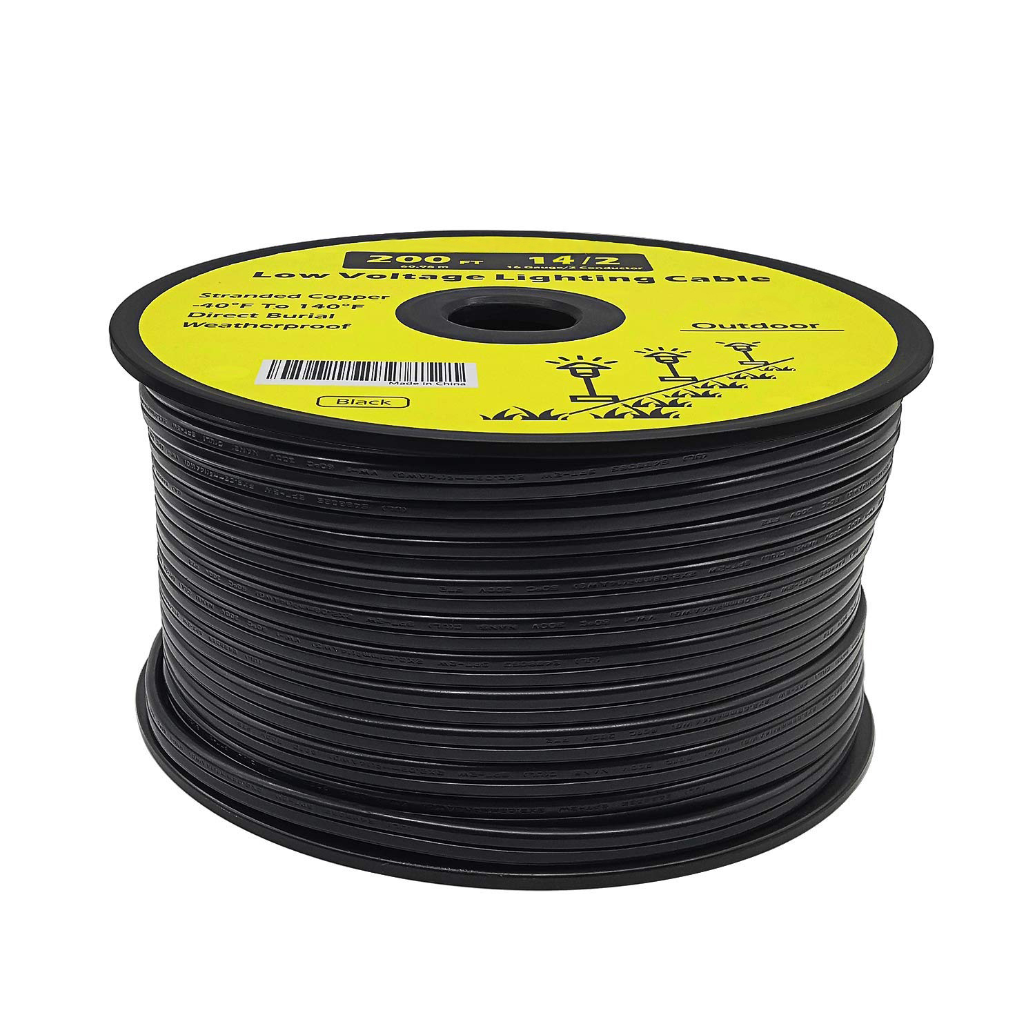 500ft 16 2 low voltage lighting wire landscape cable copper ul listed buy low voltage cable outdoor landscape wire low voltage wire product on alibaba com
