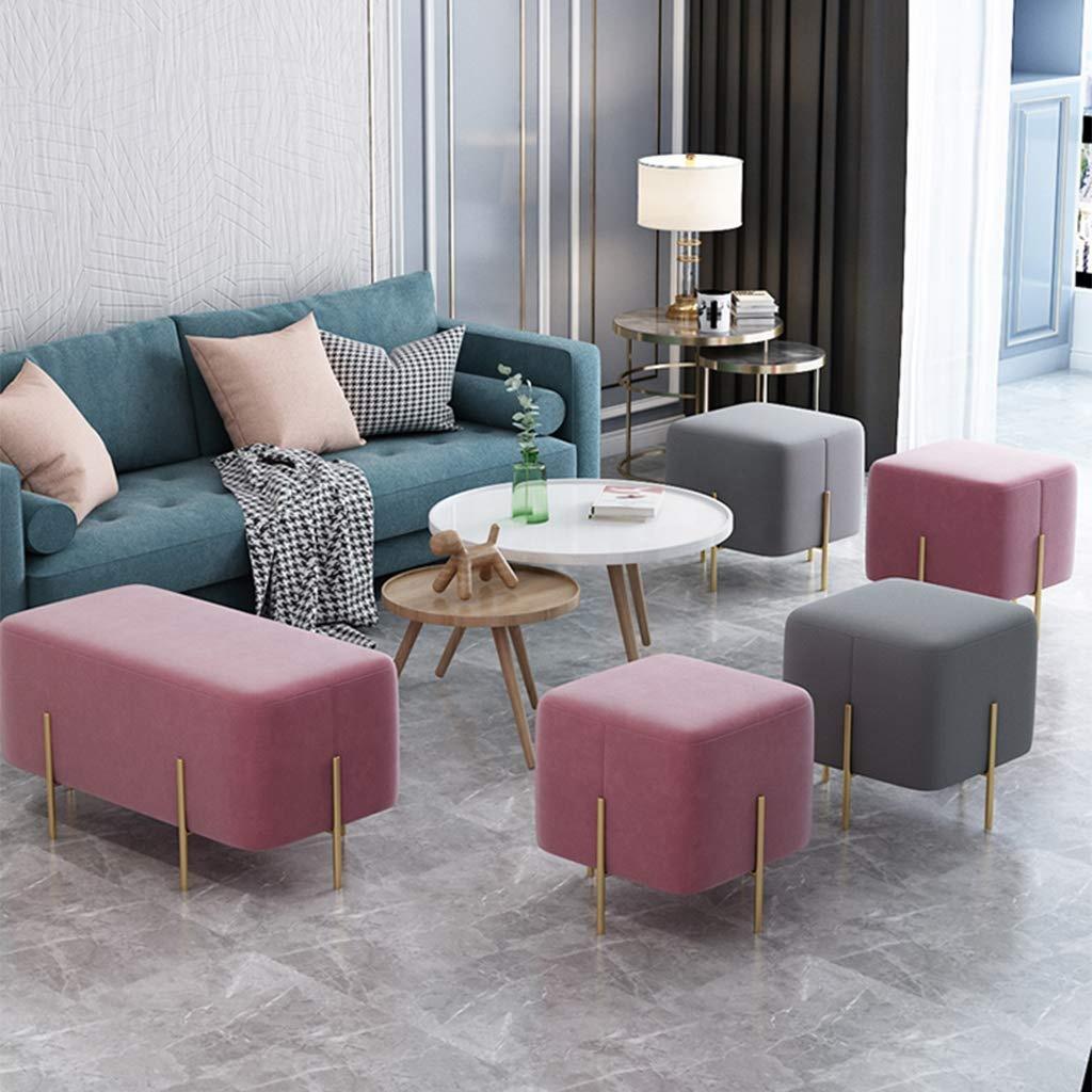 laynsino wholesale hot sale simple velvet square stools velvet footstool ottomans buy footstool footstool ottomans velvet footstool product on