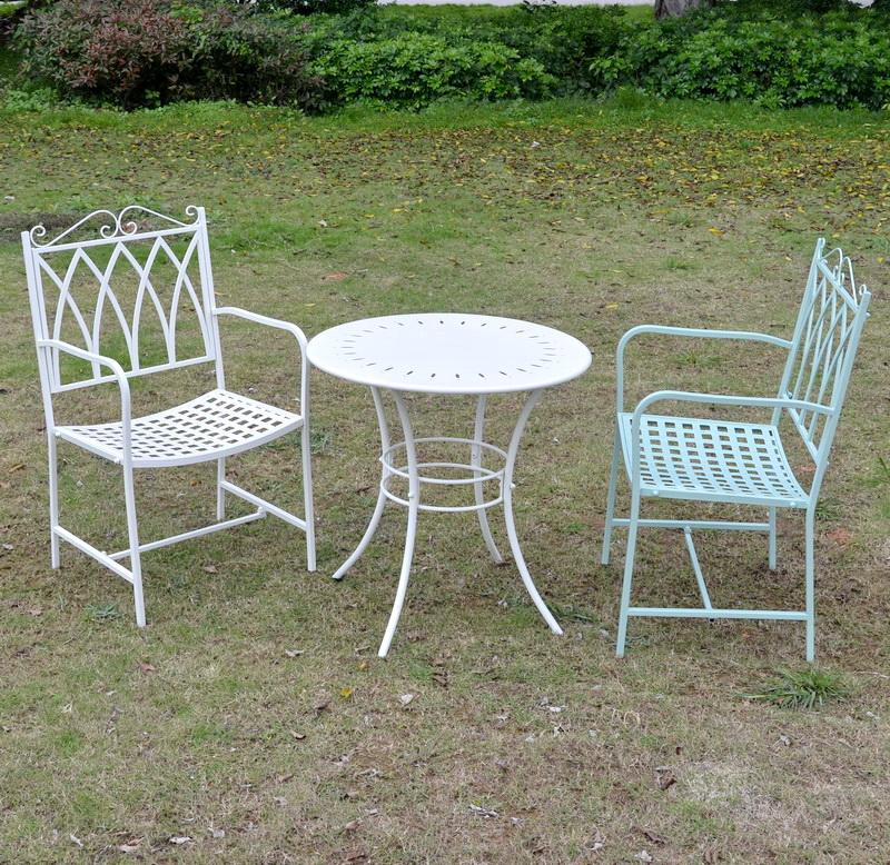 wrought iron patio furniture metal garden chairs and tables buy garden chairs and tables patio furniture metal chairs and tables product on