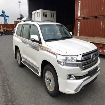 2020 2021 FAIRLY USED CARS Land Cruiser 4.0L Petrol EXR wholesales