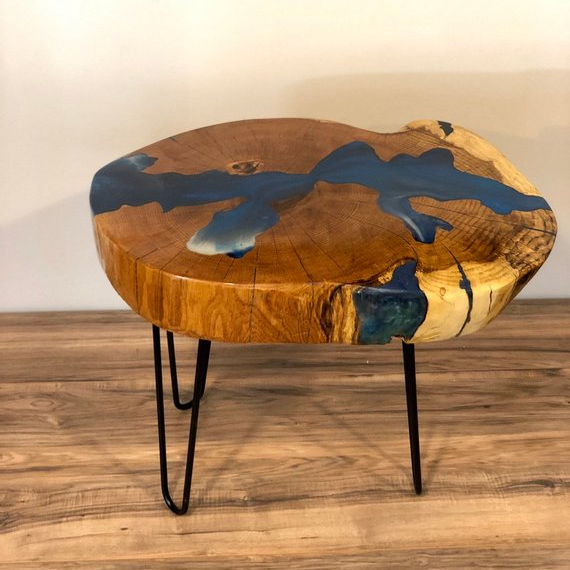 official epoxy live edge coffee table of acacia wood buy wooden coffee table antique indian coffee tables zen coffee table product on alibaba com