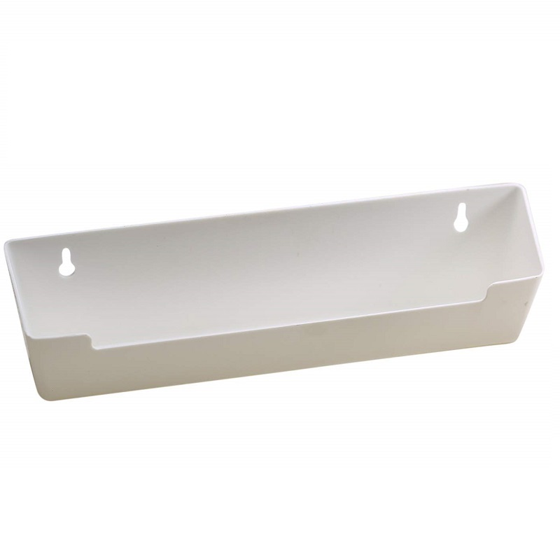 plastic sink front tip out tray