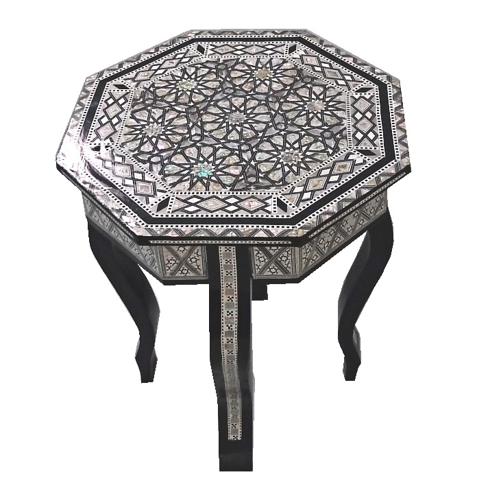 w87 handcrafted inlaid art octagonal table with detachable legs buy octagonal patio table antique octagon table outdoor octagonal table product on