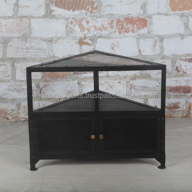 support tv industriel pour salon meuble tv d angle nouveau design 1 piece buy tv stand corner tv stand tv cabinet modern product on alibaba com