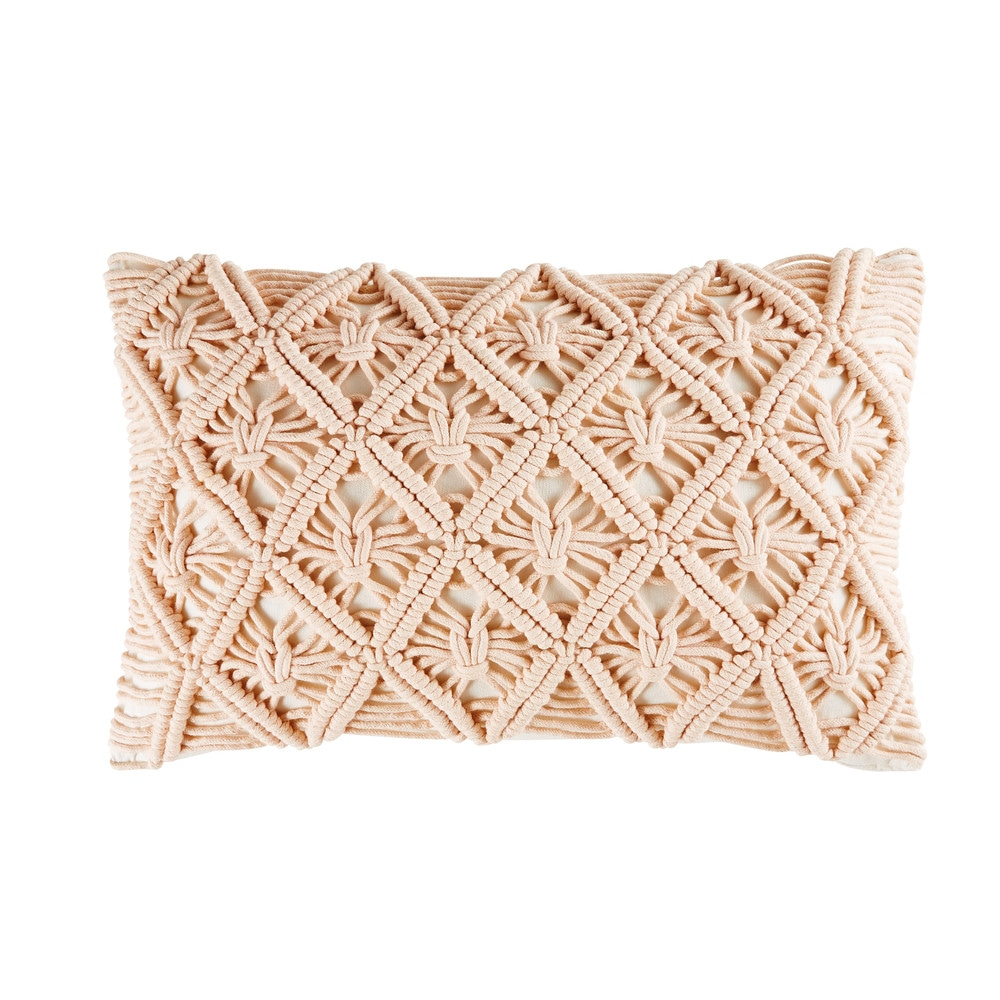 macrame pillow cover buy macrame cushion cover christmas cushion covers design backrest pillow cover product on alibaba com