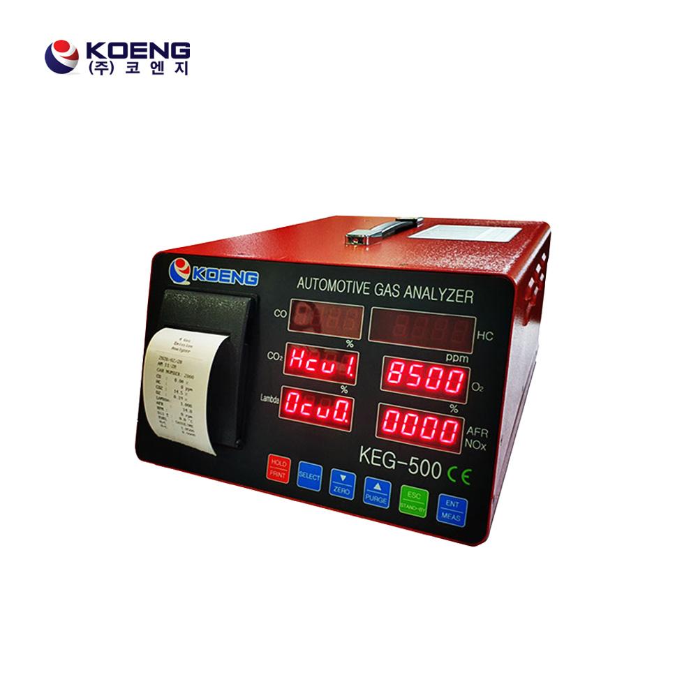 koeng portable automotive exhaust gas analyzer keg 500 5 gas analyzer high quality made in korea buy automotive emission gas analyzer automotive