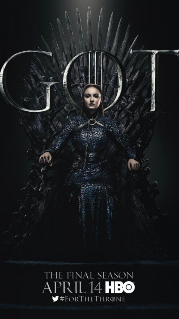 Sansa Stark. Photo: HBO