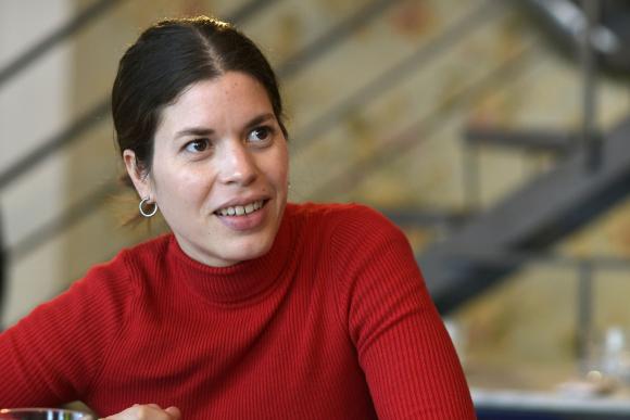Lucía Soria. Foto: Leo Mainé