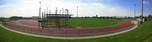 Stade vue large