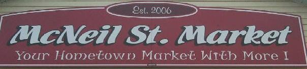 McNeil St. Market, Corunna, MI