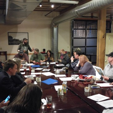 March 2016 Meeting – Ellison and WIG