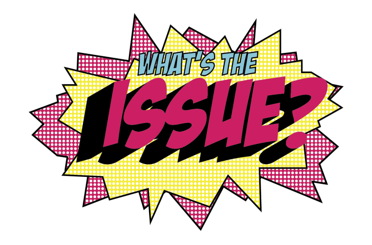 What's the Issue Logo