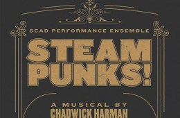 Steam Punks! Musical Poster