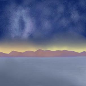 Галактическое озеро