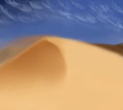 Сумеречная дюна