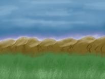 Треснувшие холмы