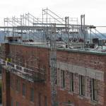 Scaffolding and fencing