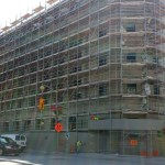 Scaffolding project
