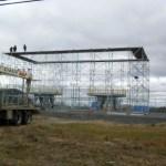 full service scaffolding project