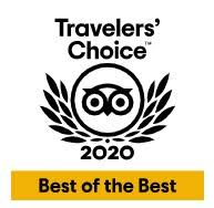Travellers' Choise 2020