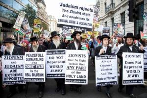 Khazarian Mafia Zionism is not Judaism
