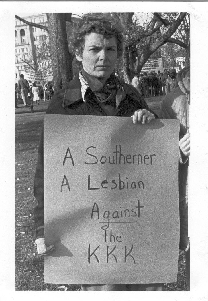 Cherokee lesbian