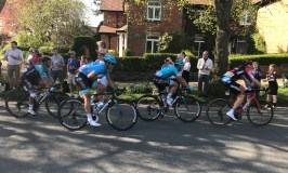 Tour de Yorkshire 2018 through Scalby