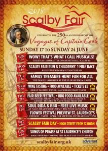 Scalby Fair 2018 Events Programme