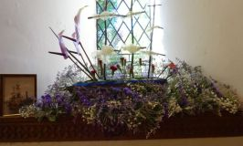 Scalby Fair Flower Festival 2018