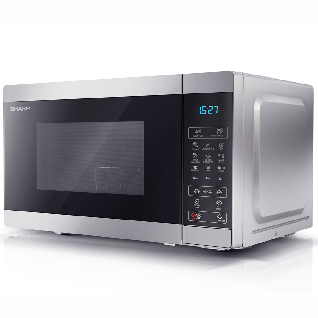 sharp microwave with grill 1000w