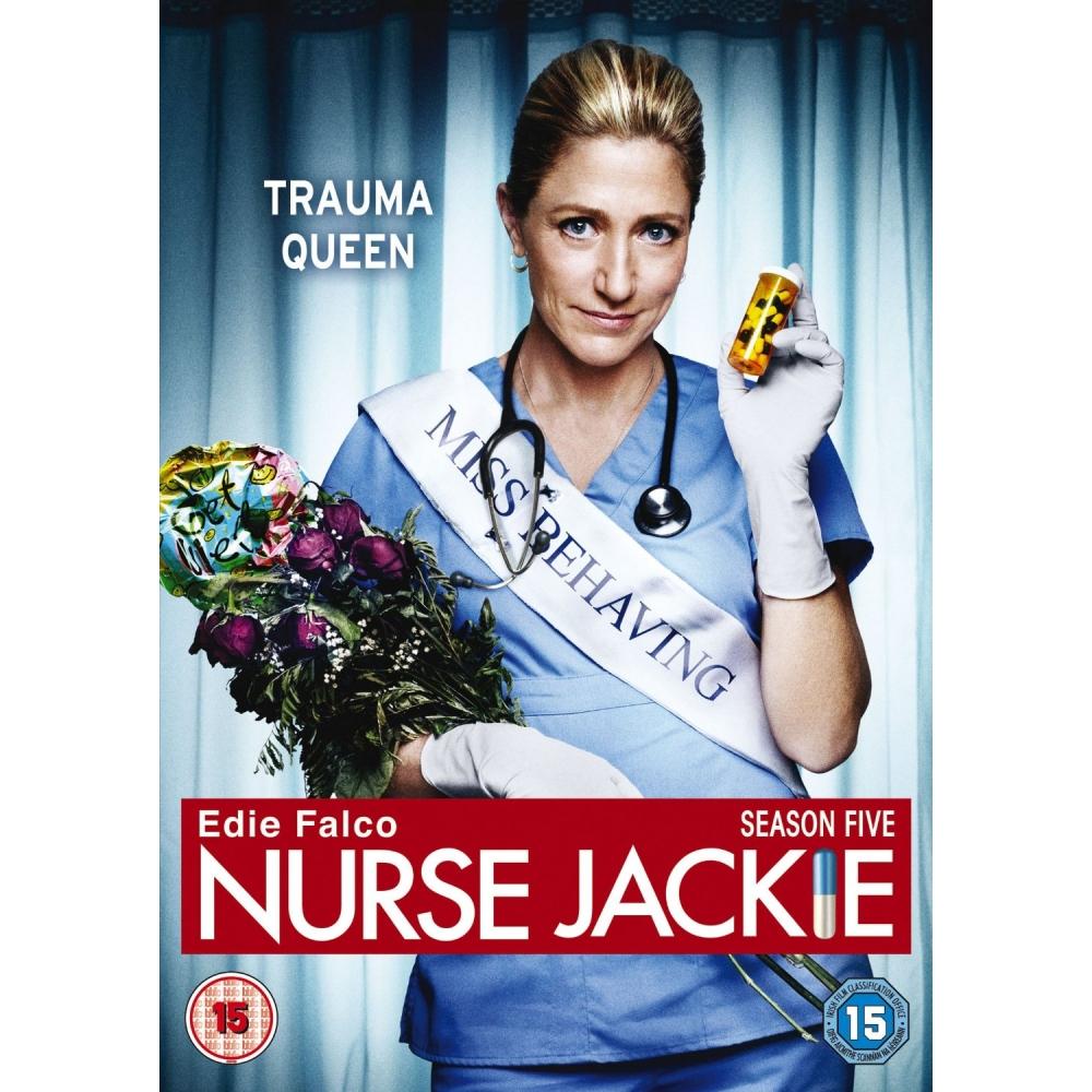 buy nurse jackie season 5