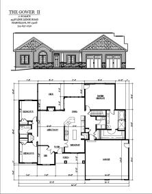 The Garrett Floor Plans