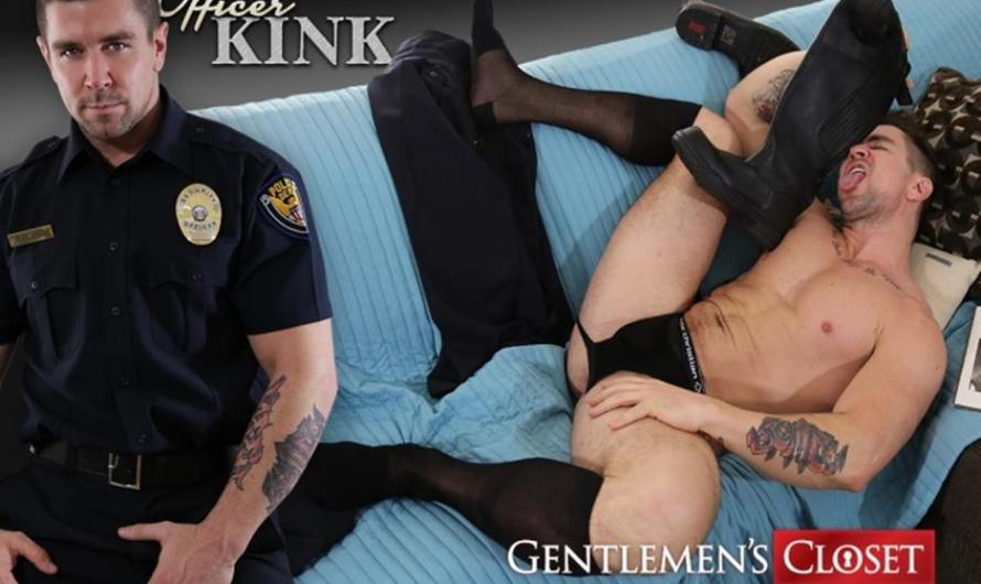 GentlemensCloset – Officer Kink – Trenton Ducati