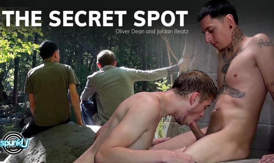 SpunkU – The Secret Spot – Jordan Beatz, Oliver Dean