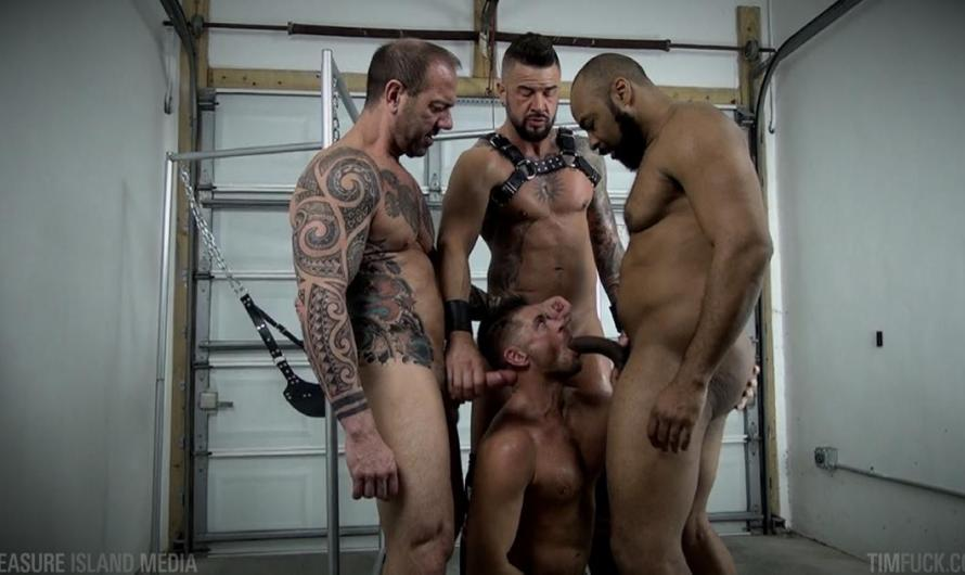 TimFuck – Jack Andy Gangbang – Zack Acland, Ray Diesel, Dolf Dietrich, Sean Duran, Vic Rocco