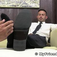 Cesar's Foot Worship