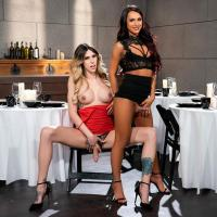 TransAngels - Today's Special - Casey Kisses & Khloe Kay