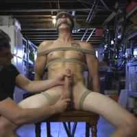 MenOnEdge - Home Invasion - Straight Boy Captured and Edged - Zane Anders