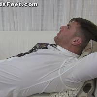 MyFriendsFeet - Brad Captured And Worshiped