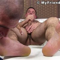 MyFriendsFeet - Mob Boss Derek Atlas Worshiped - Derek Atlas, Johnny Hazzard
