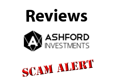 Recover your investment from Ashford Investments – Scam Broker Review