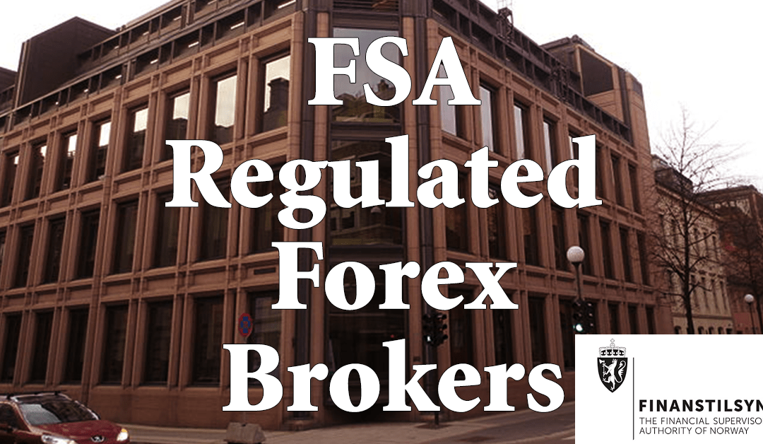 Norway FSA Regulated Forex Brokers