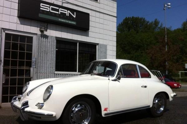 1964 356 SC – Drivetrain Restoration