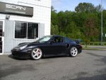 2003 Porsche 996 Turbo: Track / Street Car