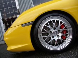 2004 Porsche GT3: Track / Street Car